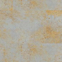 5097 Distressed Gold Plate