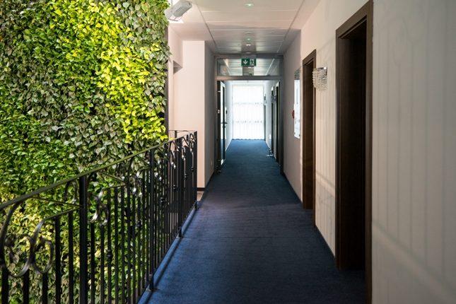 Hotel Ewerdin w Świnoujściu