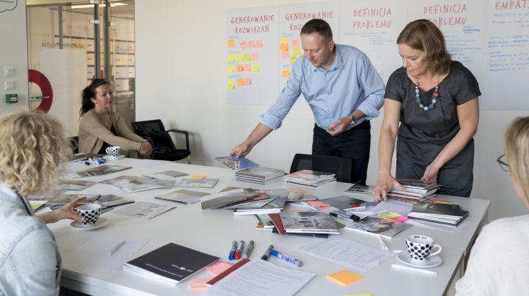 Design Thinking Warsztaty dla Architektów maj 2018