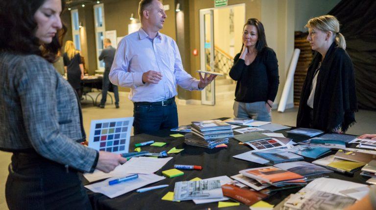 Design Thinking Warsztaty dla Architektów 15.11.2017 r.